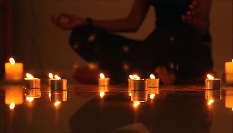 Yoga Kerst Avond