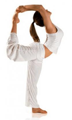 yoga egmond - Danser (Natarajasana)